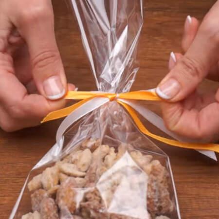 Вот такие симпатичные и вкусные получились подарочки своими руками.