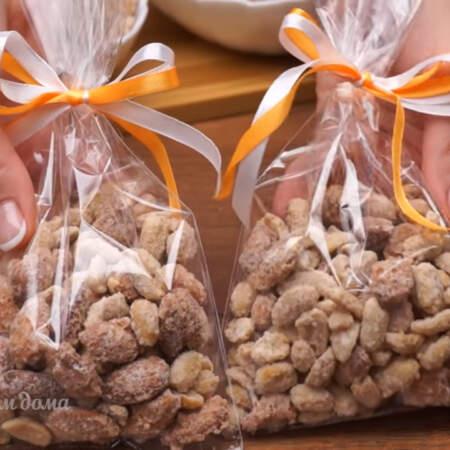 Орешки получаются настолько вкусные, что от них невозможно оторваться. Готовятся они очень просто, легко и быстро.