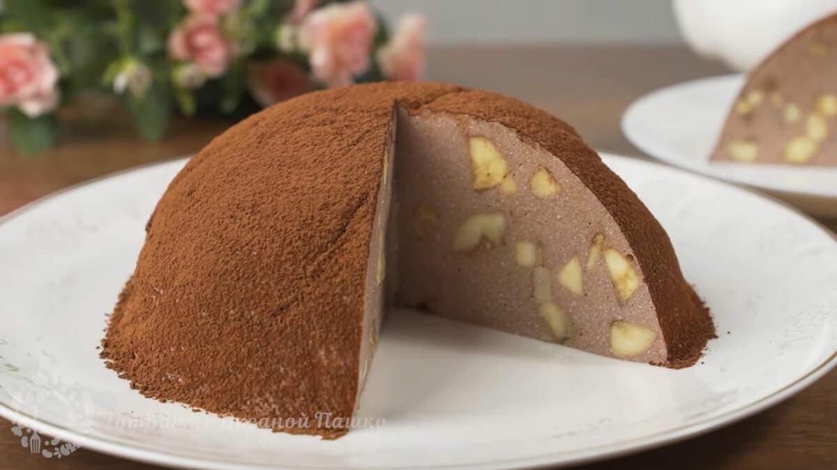 Торт Банановый Рай получился очень вкусным и легким. Готовится он просто и быстро.  В этот торт, по желанию, также можно добавить печенье или бисквит.