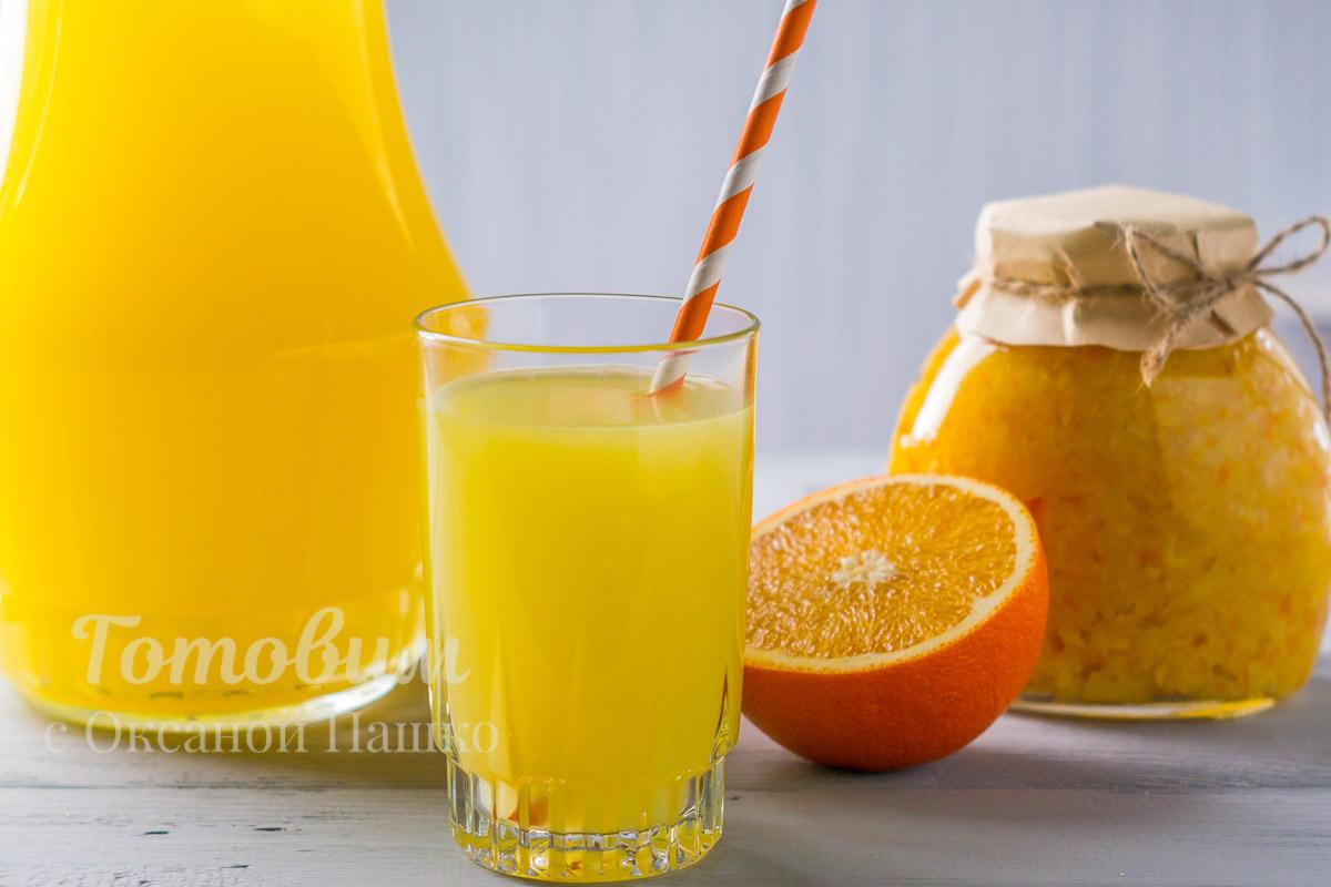 Апельсиновый СОК + Сладкий БОНУС