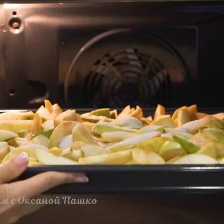 Все ставим в духовку разогретую до 200 градусов и запекаем 30 минут.