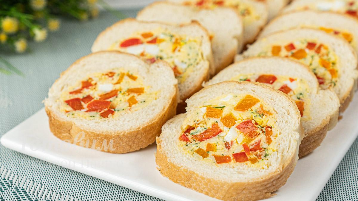 Закусочные Бутерброды По-Другому