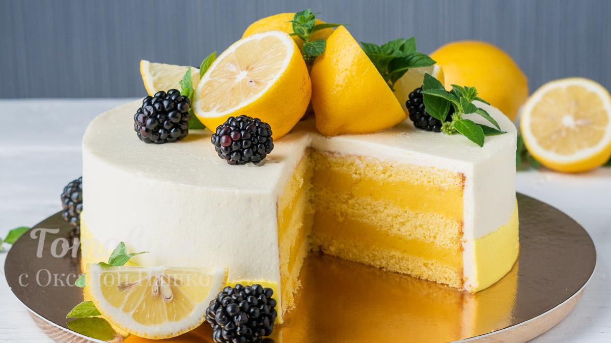 Торт «ЛИМОН на Миллион»