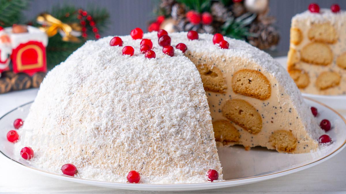 Торт МЕДОВИК без коржей