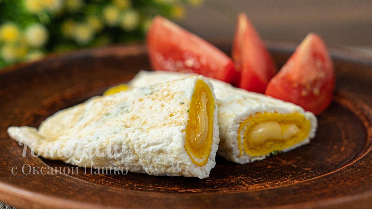 НОВЫЙ рецепт Завтрака из Яиц