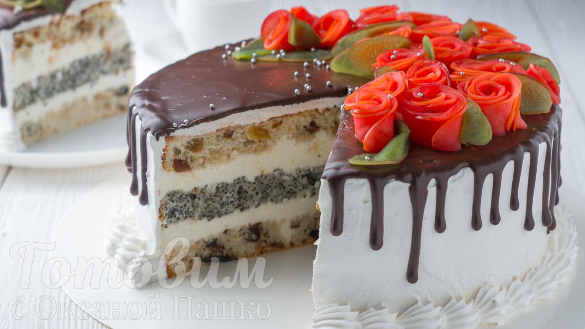 Волшебно Вкусный Торт СКАЗКА